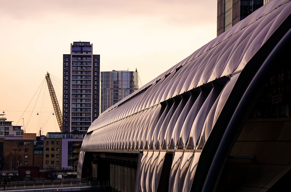 Canary Wharf – Crossrail Station